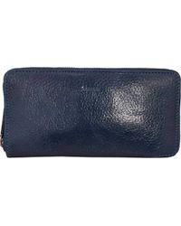 Latico Blue Lena Wallet 4793