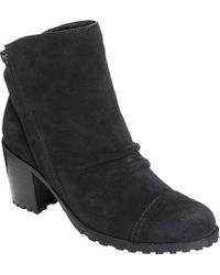 Aerosoles Black Province Ankle Boot