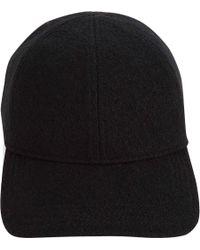 Converse Black Sherpa Unstructured Cap