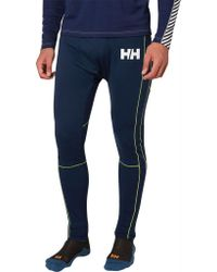 Helly Hansen Blue Lifa Active Pant for men