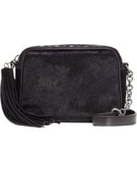 Lucky Brand - Black Anna Crossbody Bag - Lyst