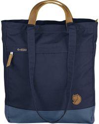 Fjallraven Blue Totepack No. 1 Tote Bag