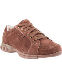 Therafit Brown Gina Sneaker