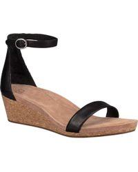 Ugg Multicolor Emilia Ankle Strap Sandal