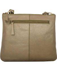 Latico Green Jamie Cross Body/shoulder Bag 7991
