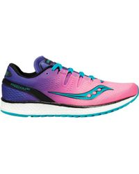 Saucony Multicolor Freedom Iso Running Sneaker