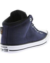 Converse - Blue Chuck Taylor All Star High Street Hi-cordura for Men - Lyst