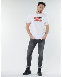 Jeans DIESEL pour homme en coloris Gray