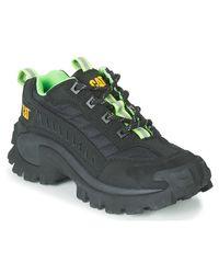 INTRUDER Chaussures Caterpillar en coloris Black