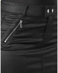 Jupes JPASCA Morgan en coloris Black
