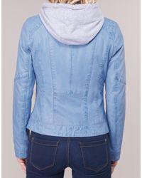 Veste Oakwood en coloris Blue