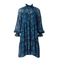 Sea Blue Positano Dress