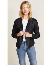 BB Dakota Black Emerson Jacket