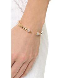 Vita Fede Pink Mini Titan Crystal Bracelet