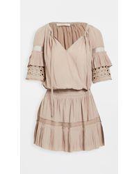 Ramy Brook Natural Moriah Dress