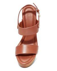 Joie Brown Dea Sandals