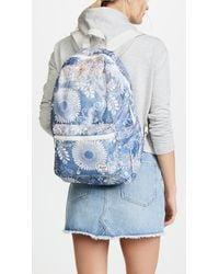 Herschel Supply Co. - Blue Packable Daypack Backpack - Lyst