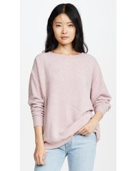Wildfox Pink Roadtrip Sweatshirt