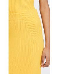Mara Hoffman Yellow Susan Skirt