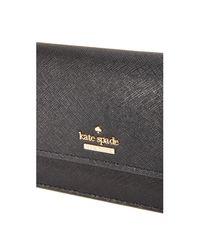 Kate Spade Black Alli Contenental Wallet