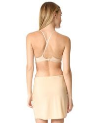 Only Hearts - Natural Second Skins Racer Back Bra - Lyst