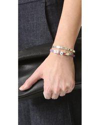 Venessa Arizaga - Multicolor I'm A Mermaid Bracelet - Lyst