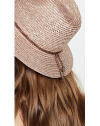 Brixton Multicolor Lera Fedora Hat