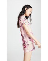 Yumi Kim Pink Beauty Rest Pj Set