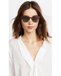 Prada Multicolor Plaque Sunglasses