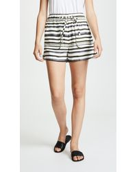 Ayr Multicolor Lemonade Shorts