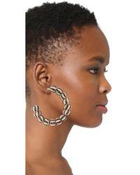 Mercedes Salazar - Multicolor Candonga Earrings - Lyst