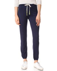 Sundry Blue Basic Sweatpants
