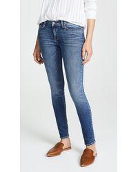 Hudson Blue Krista Super Skinny Jeans