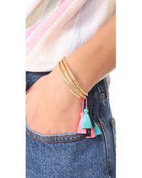 Gorjana - Multicolor Tulum Bracelet - Lyst