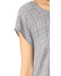 Soft Joie - Gray Quora Dress - Lyst
