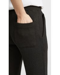 Sincerely Jules Black Kit Cropped Jogger Pants