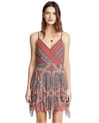 Bailey 44 Red Bandana Dress
