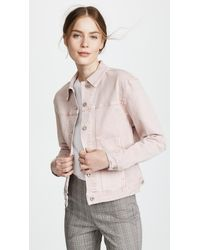 Baldwin Denim Multicolor Tessa Jacket
