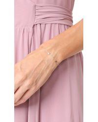 Zoe Chicco - Metallic 14k Gold Heart Chain Bracelet - Lyst