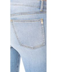 Siwy Blue Monica Skinny Jeans