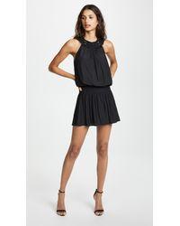Ramy Brook - Black Kendall Dress - Lyst