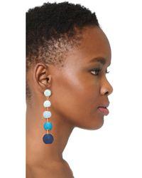 Shashi Blue Tilda Earrings