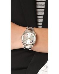 Marc Jacobs Metallic Mandy Watch