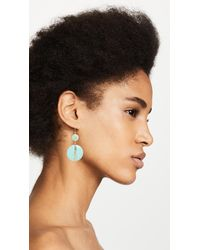Gorjana - Multicolor Brinn Drop Earrings - Lyst