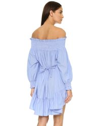 Thayer - Blue J Love Cover Up Dress - Lyst