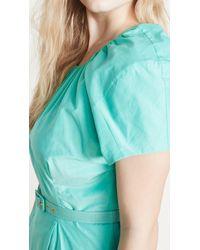 Nicholas Blue Mary Dress