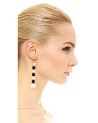 Shashi - Multicolor Veronica Earrings - Lyst
