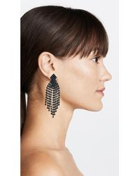 Kenneth Jay Lane - Multicolor Waterfall Earrings - Lyst