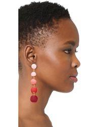Shashi Multicolor Tilda Earrings