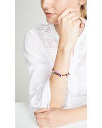 Shashi - Metallic Tilu Bracelet - Lyst